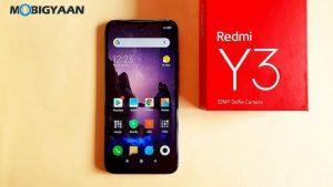 Xiaomi Redmi Y3 - Muestras de cámara Super Selfie de 32 MP