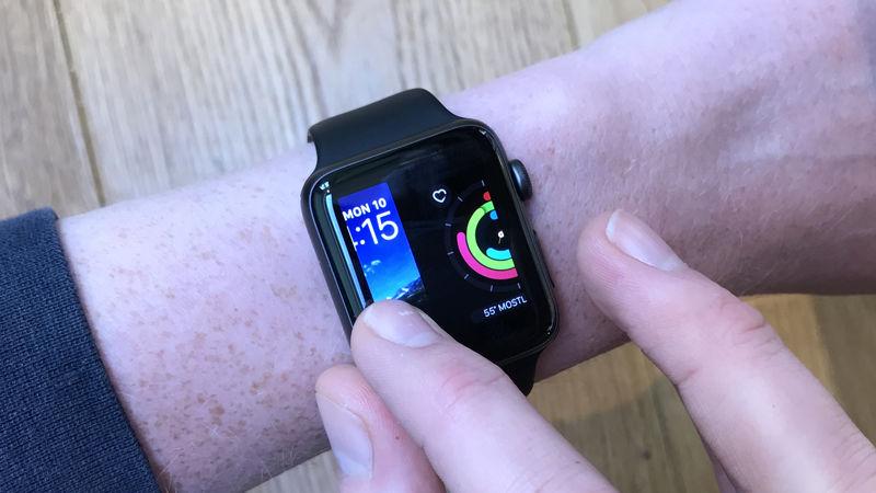 Cómo cambiar la esfera del reloj de Apple Watch