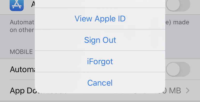 Ver ID de Apple