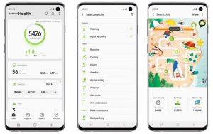 Cómo comenzar a usar Samsung Health en su teléfono inteligente Galaxy