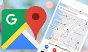 Cómo borrar el historial de búsqueda en Google Maps en su iPhone o iPad