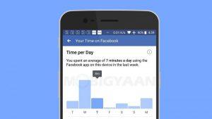 Cómo comprobar la cantidad de tiempo que pasa en Facebook [Android Guide]