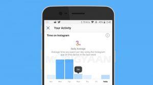 Cómo comprobar la cantidad de tiempo que pasas en Instagram [Android Guide]