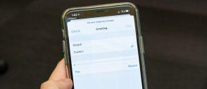 Cómo configurar el correo de voz en tu iPhone