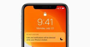 """Cómo configurar mensajes de respuesta automática para """"No molestar"""" en iPhone"""
