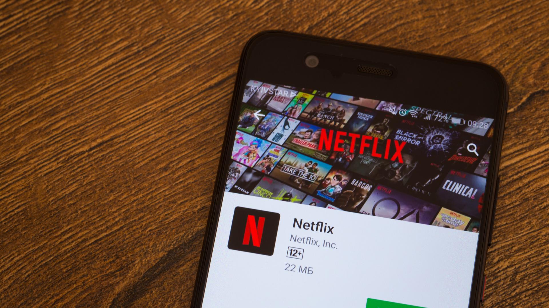 Cómo desbloquear Netflix en Android