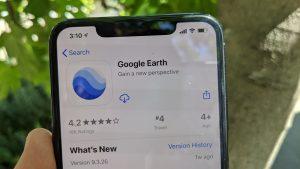 como descargar google earth