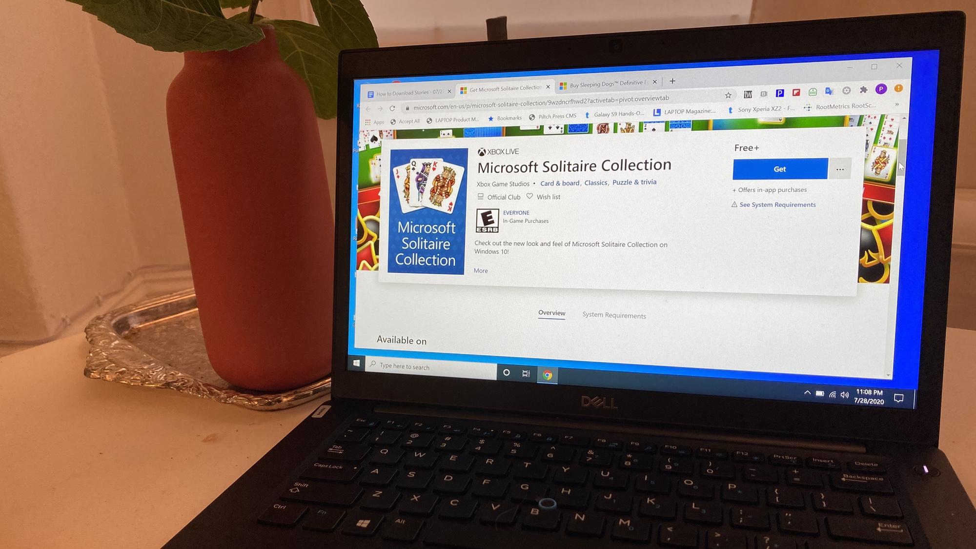 cómo descargar Microsoft Solitaire Collection