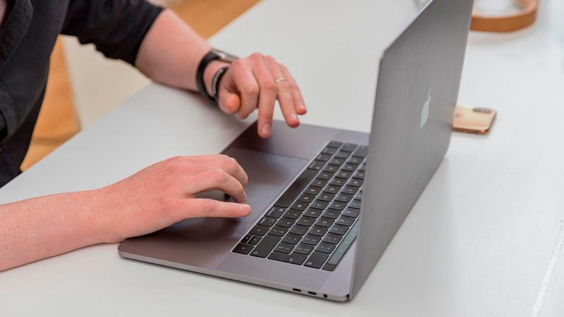 cómo descargar archivos usando safari en una mac