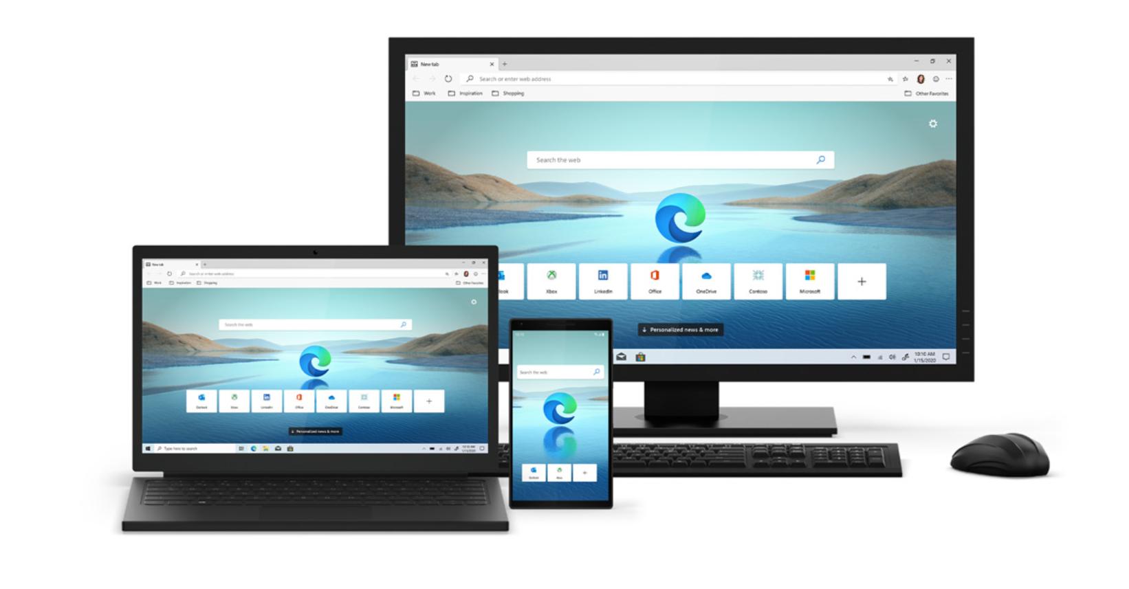 Cómo descargar el navegador Microsoft Chromium Edge