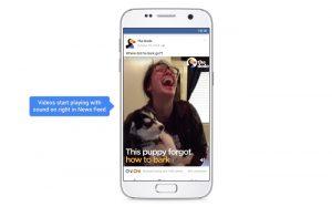 Cómo deshabilitar el sonido de reproducción automática en videos de Facebook [Android Guide]