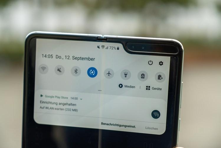 notificación de android