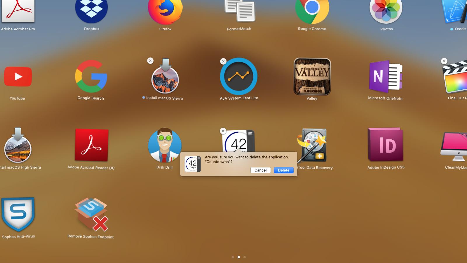 Cómo eliminar aplicaciones de Mac