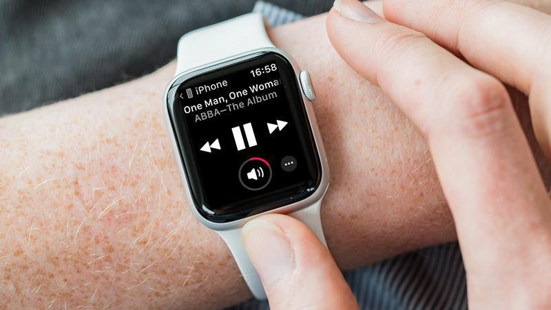 ¿Cómo detener el Apple Watch ahora jugando 1600?