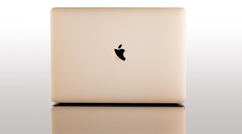 MacBook 2015 Gold 0002