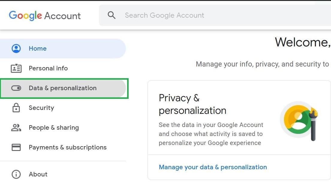 Paso 2: Cómo eliminar tu cuenta de Gmail