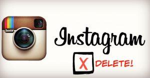 Cómo eliminar una cuenta de Instagram [iOS] [Android] [Guide]