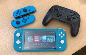 Cómo emparejar su Joy-Con y su controlador Pro con Nintendo Switch Lite