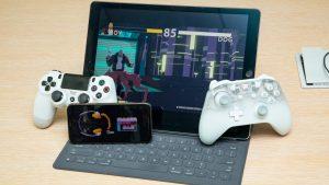 Cómo emparejar un controlador PS4 o Xbox One en iOS 13 y iPadOS
