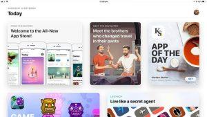 Cómo encontrar la página de compras de la App Store en iPhone y iPad