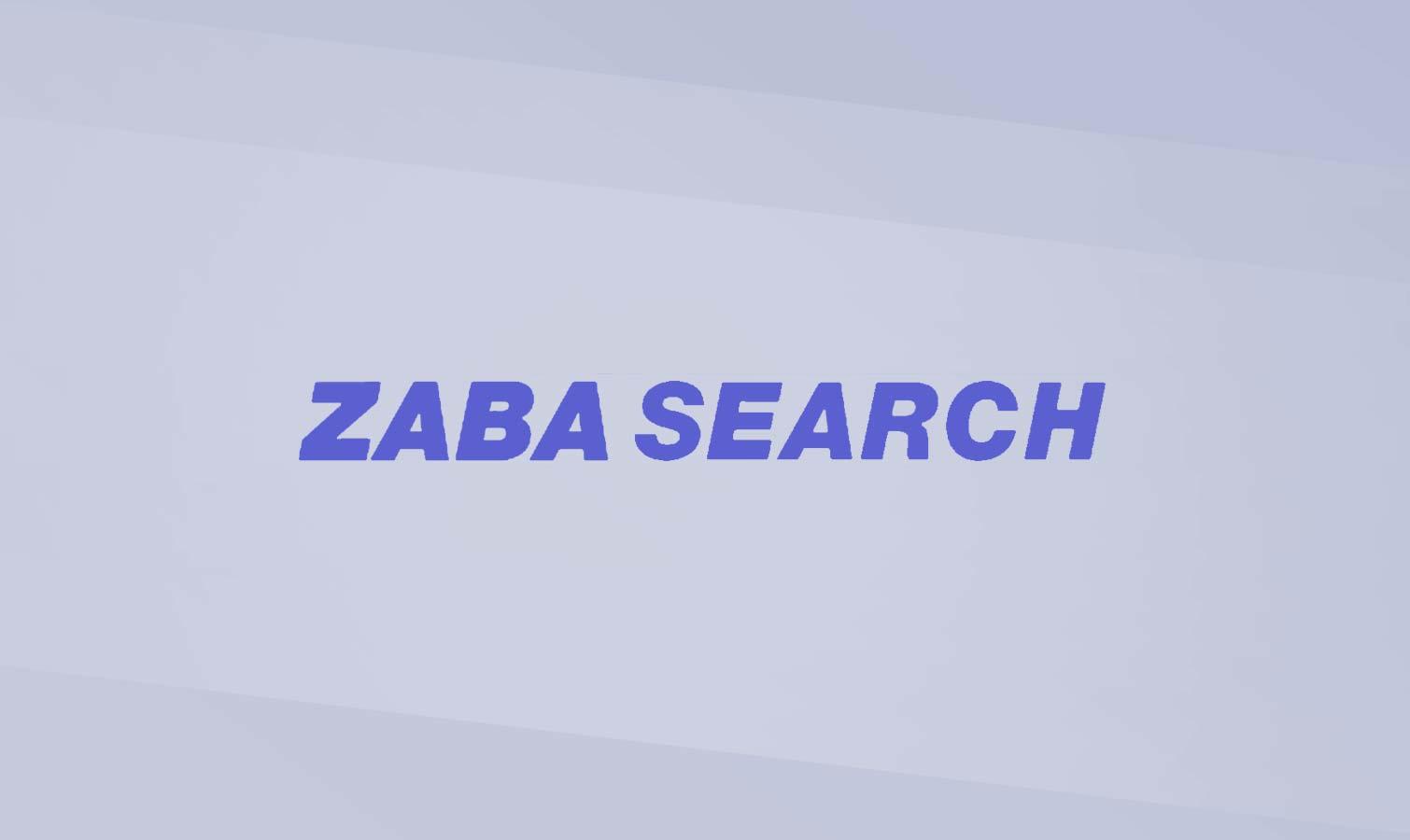Cómo encontrar personas con ZabaSearch