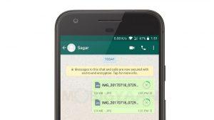 Cómo enviar fotos de alta calidad en WhatsApp [Android Guide]