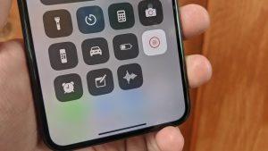 cómo grabar la pantalla de tu iphone
