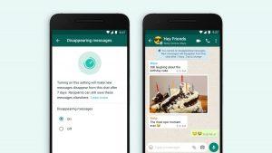 WhatsApp comienza a implementar la función Mensajes que desaparecen;  aquí se explica cómo habilitarlo