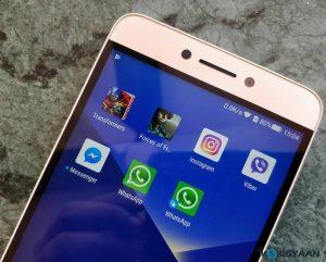 Cómo habilitar dos cuentas de WhatsApp en Coolpad Cool Play 6 [Guide]