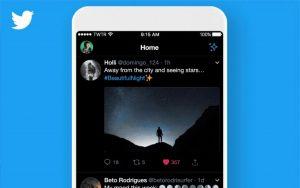 Cómo habilitar el modo 'Lights Out' en Twitter en Android