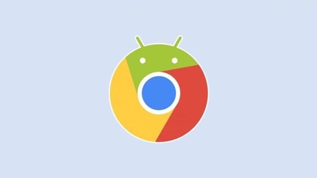 Logotipo de Chrome para Android