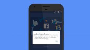 Cómo habilitar la autenticación de dos factores en Facebook [Android Guide]
