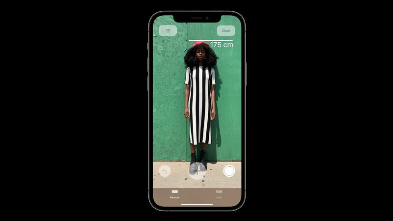 iphone mide la altura