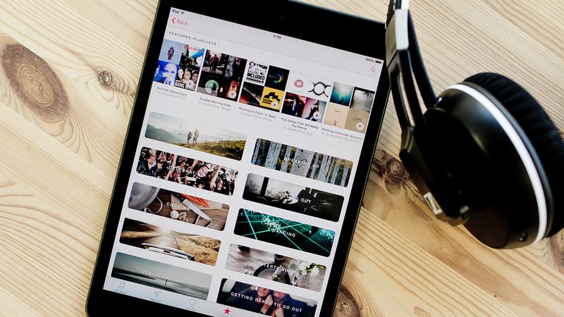 Cómo mover listas de reproducción de Apple Music a Spotify Main