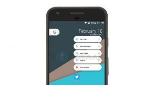 Cómo obtener accesos directos de la aplicación Nougat de Android en su teléfono inteligente [Guide]