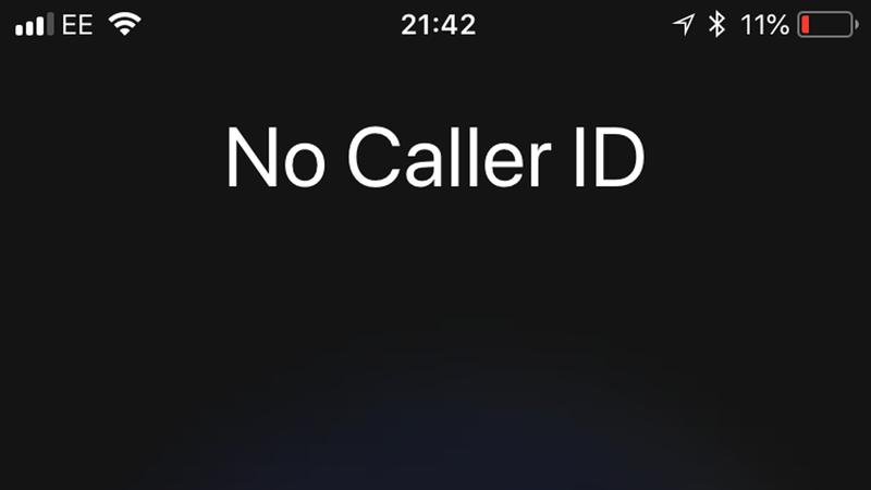 cómo ocultar el identificador de llamadas en el iphone nocaller