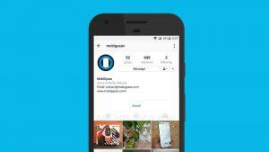 Cómo ocultar las publicaciones de Instagram de tu perfil [Android Guide]