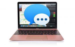 Cómo recibir mensajes de texto en tu Mac