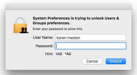 Cómo recuperar una contraseña de Mac olvidada: Sugerencia