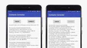 Cómo reparar contactos fusionados incorrectamente en el teléfono inteligente Xiaomi [Guide]
