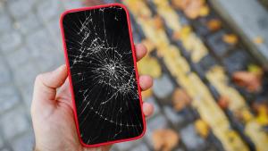 Cómo reparar una pantalla de iPhone o iPad rota