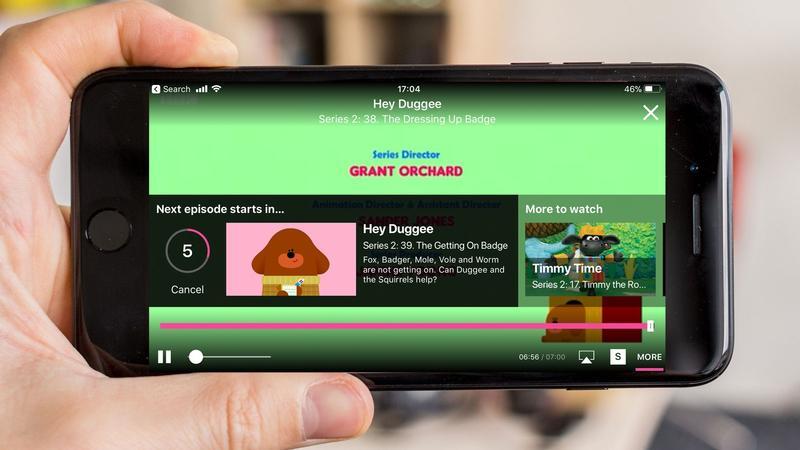 jugar siguiente episodio iphone