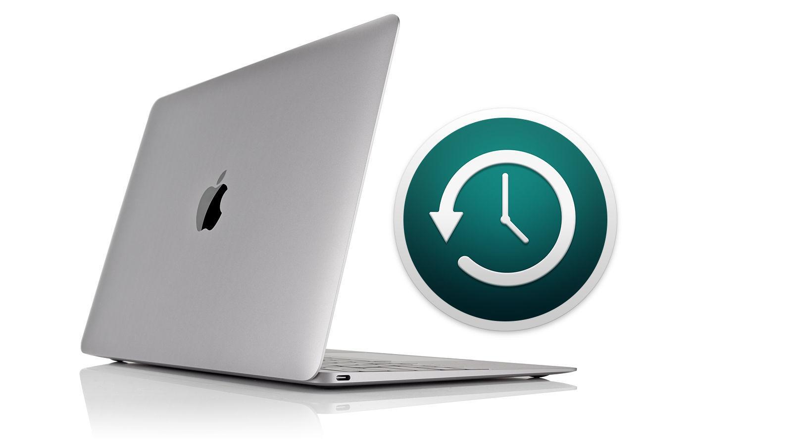 Cómo restaurar Mac desde Time Machine