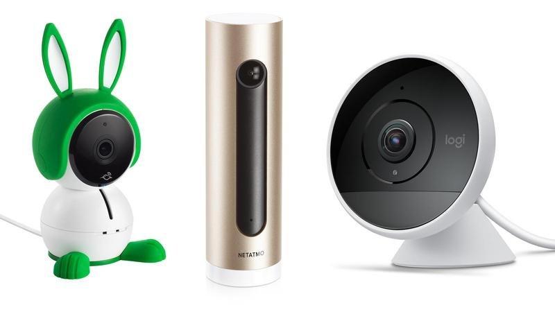 mejores cámaras de seguridad homekit 1600