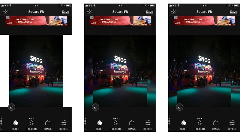 cómo subir fotos a tamaño completo instagram iphone main
