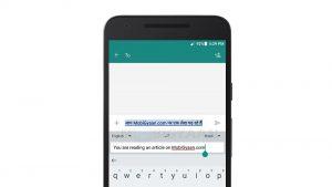 Cómo traducir texto usando Gboard [Android Guide]
