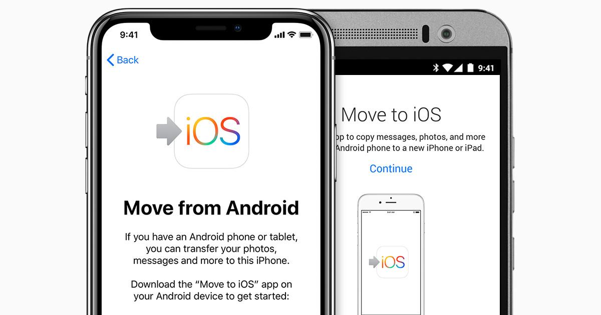 Mover a iOS