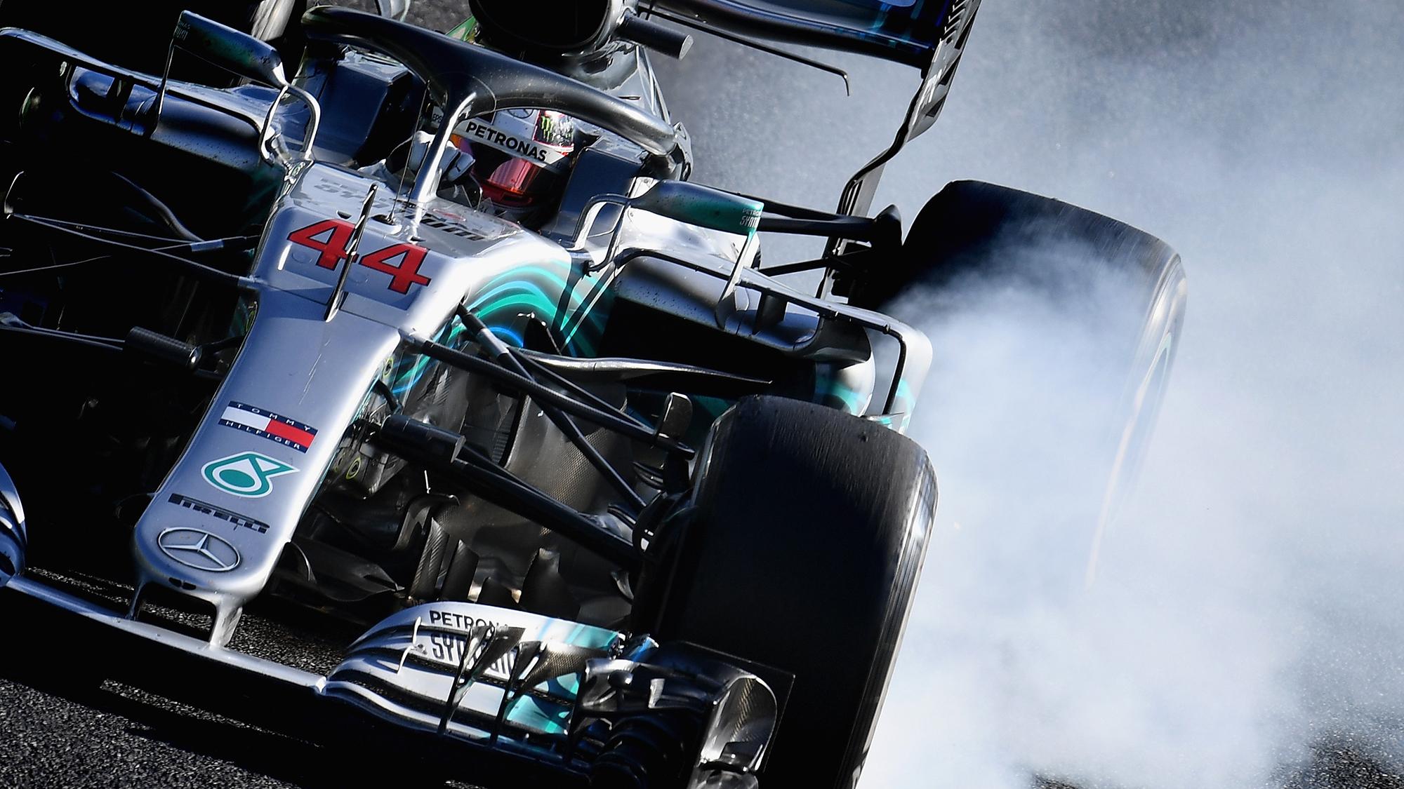 Cómo transmitir en vivo el Gran Premio de Japón F1 2019