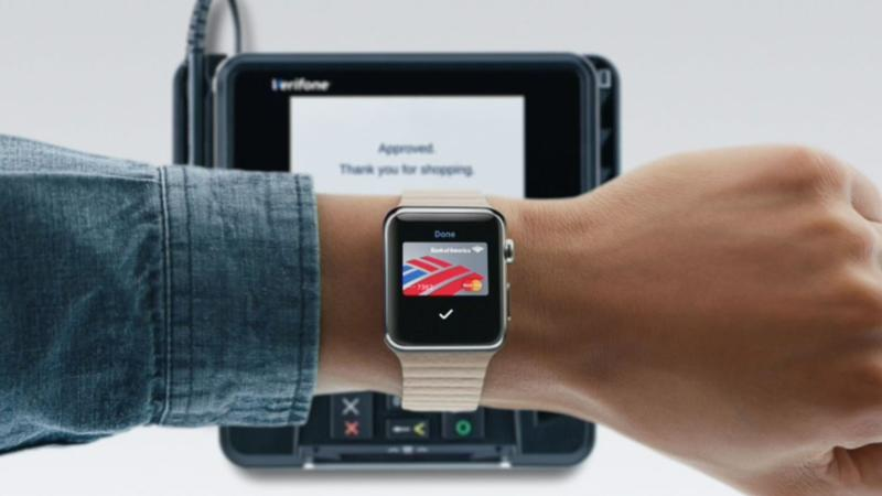 usar apple watch apple pay