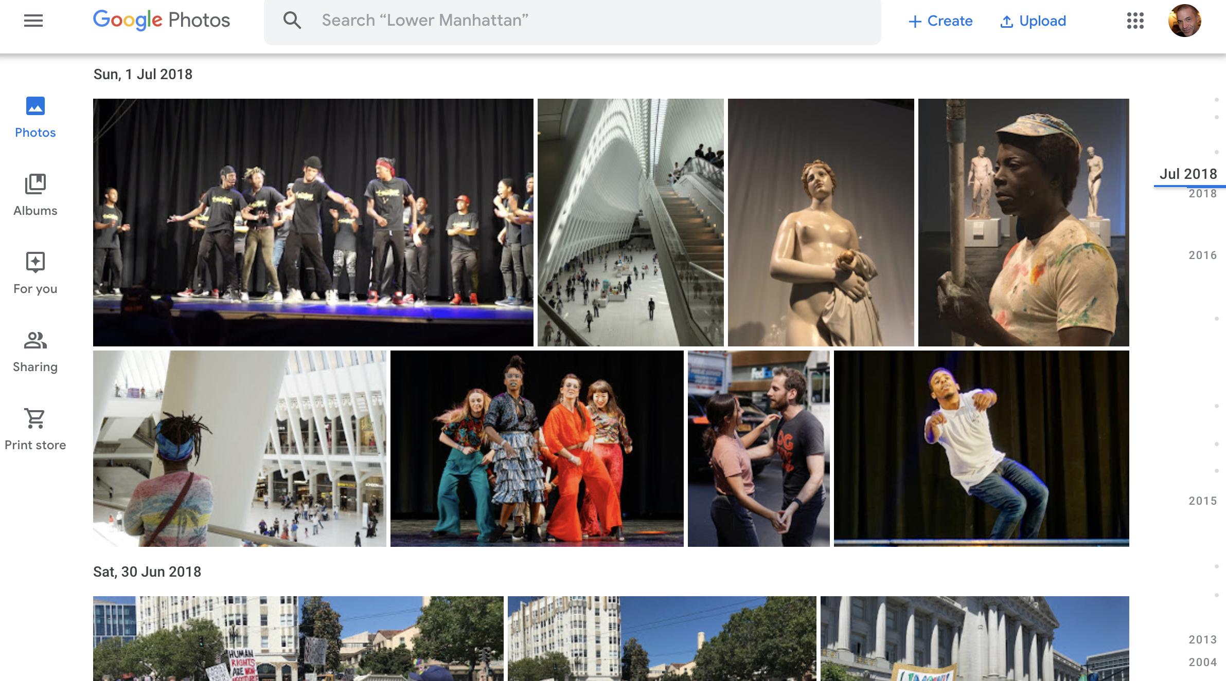 Cómo usar Google Photos